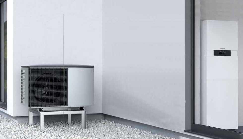 Calderes de aerotèrmia - Instalvilana