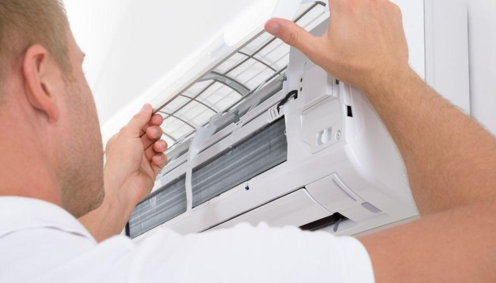 Instal·lació de sistemes d'aire condicionat