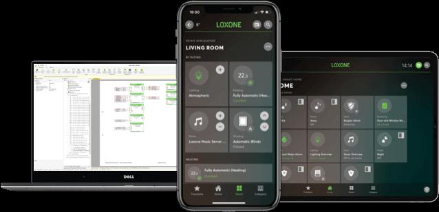 App Loxone - Instalvilana