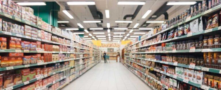 Il·luminació LED en el sector alimentari
